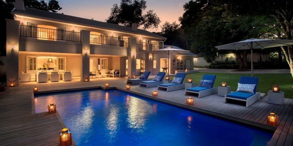 atholplace hotel & villa johannesburg shouth africa