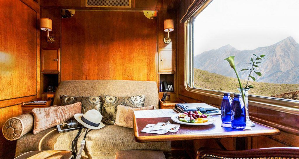 blue train south africa luxury travel suite