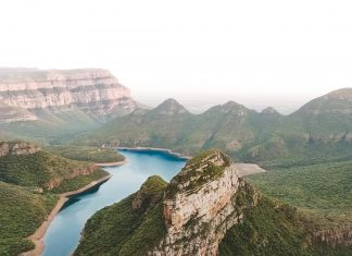 blyde river canyon south africa trave
