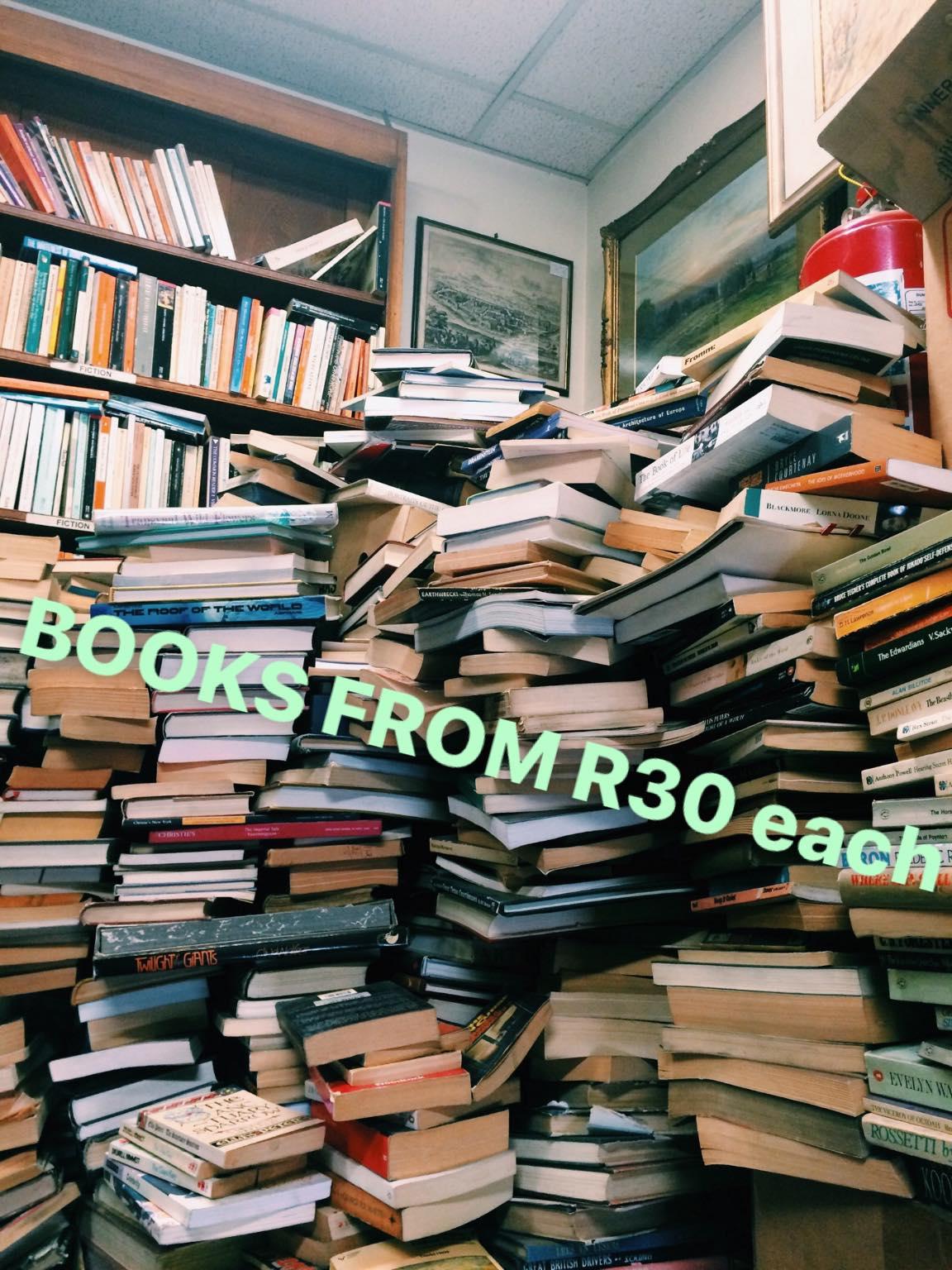 collectors treasury books johannesburg