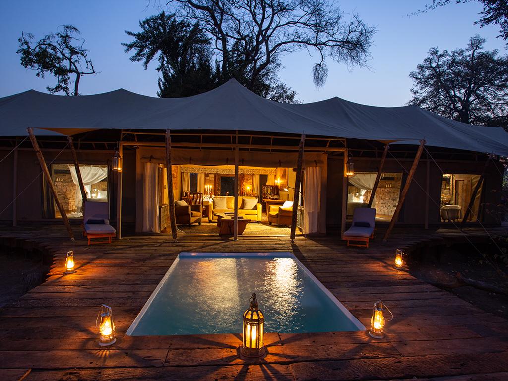 mpala jena zambezi national park zimbabwe great plains
