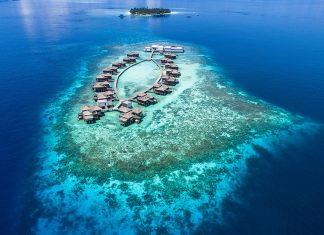 raffles meradhoo maldives resort island travel