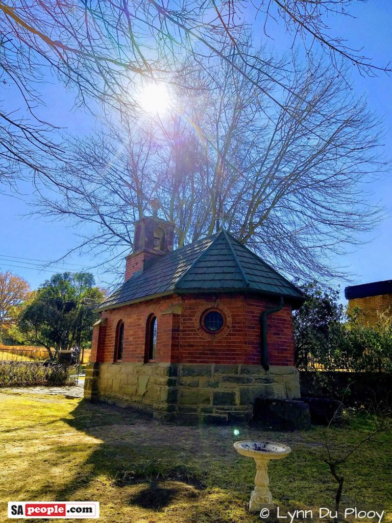 south africa's smallest church