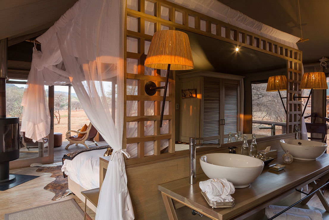 tintswalo lapalal waterberg south africa lodge tent