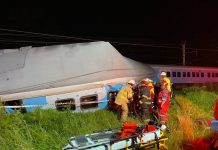 train prasa premier classe south africa crash