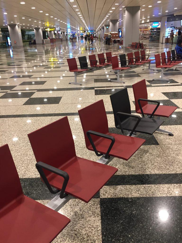 changi aiirport singapore travel corona time