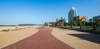 durban-beachfront-photos-lockdown-south-africa