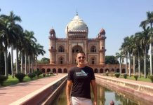 safdargans tomb delhi india travel ted botha
