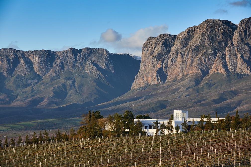 Vergelegen-estate, Western Cape, South Africa.