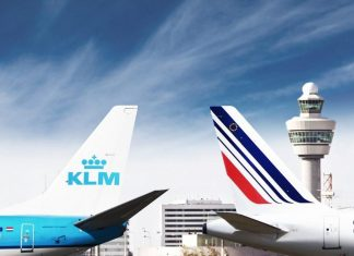 klm airfrance repatriate citizens from south africa