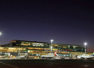 capetown international airport south africa