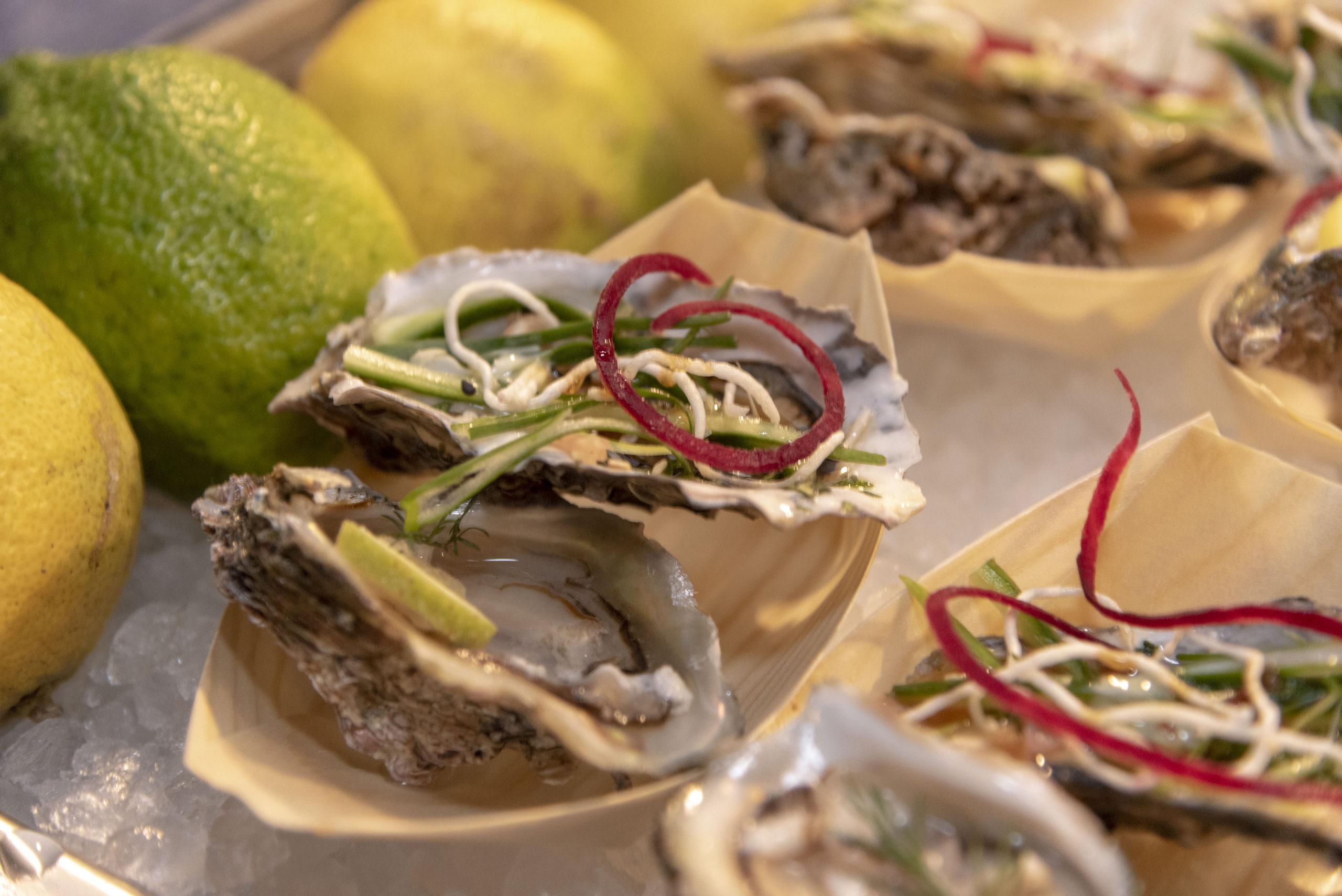 knysna oyster festival south africa travel