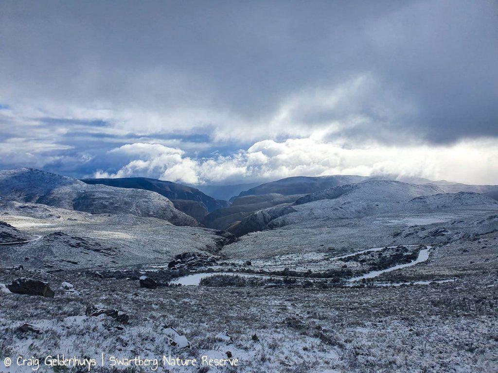 snow swartberg nature reserve 3