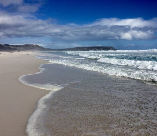 noordhoek beach cape town south africa travel