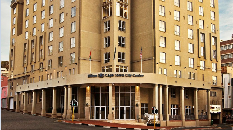cape town hotel hilton south africa