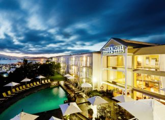 protea hotels knysna marriott south africa
