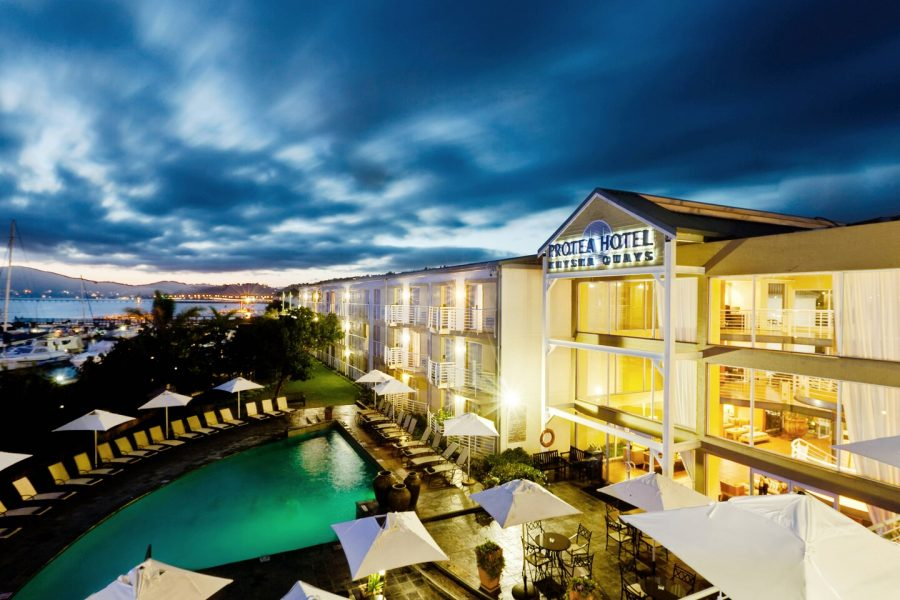 protea hotels knysna marriott south africa