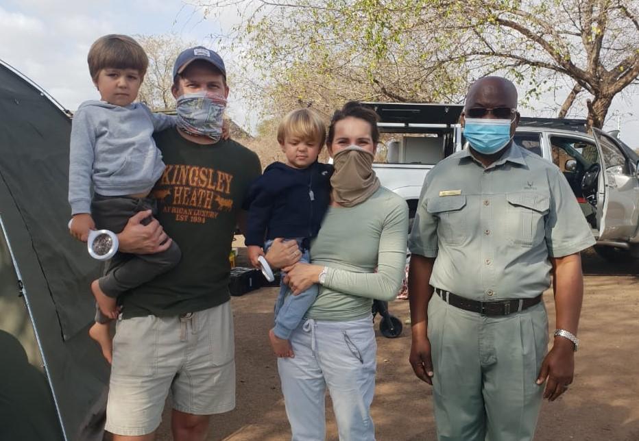 satara camp kruger national park south africa