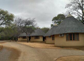 skukuza rest camp kruger national park south africa