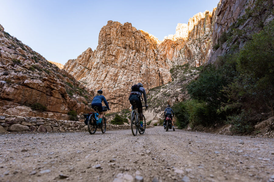 karoo crossing cape cycle routes south africa