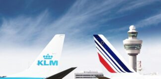 klm air france south africa schedule
