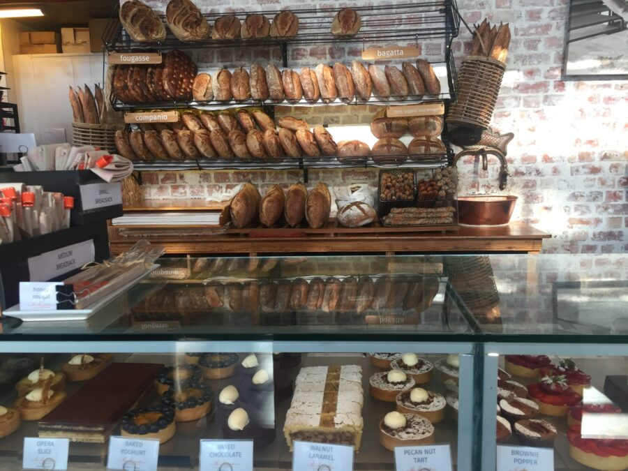 ile de pain knysna bakery food south africa