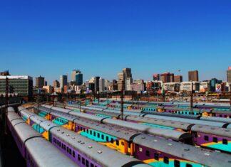 shosholoza meyl trains johannesburg south africa passenger