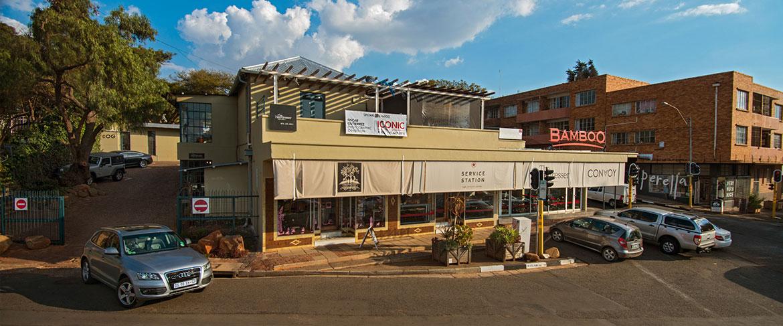 melville south africa johannesburg hip neighbourhood