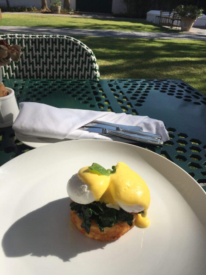drostdy hotel graaff reinet breakfast eggs