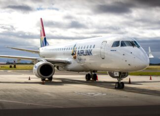airlink airline south africa