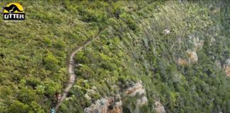 otter challenge run garden route south africa