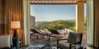 delaire graaf wine estate boutique hotel south africa