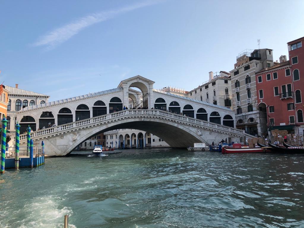 venice Rialto bridge 3