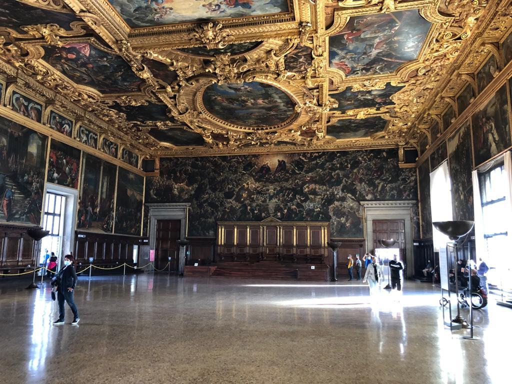 venice empty museums