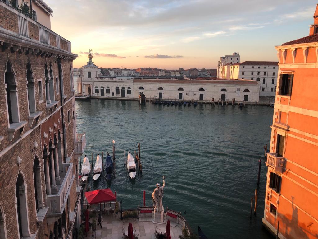 venice hotel balcony view 2