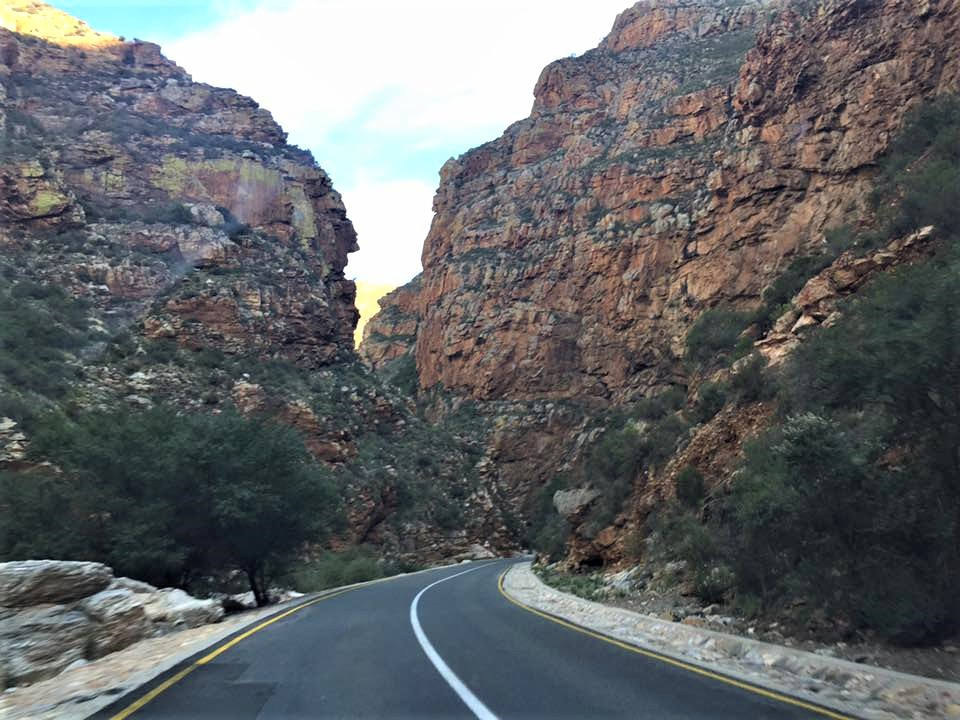 meiringspoort great road trips south africa ted botha
