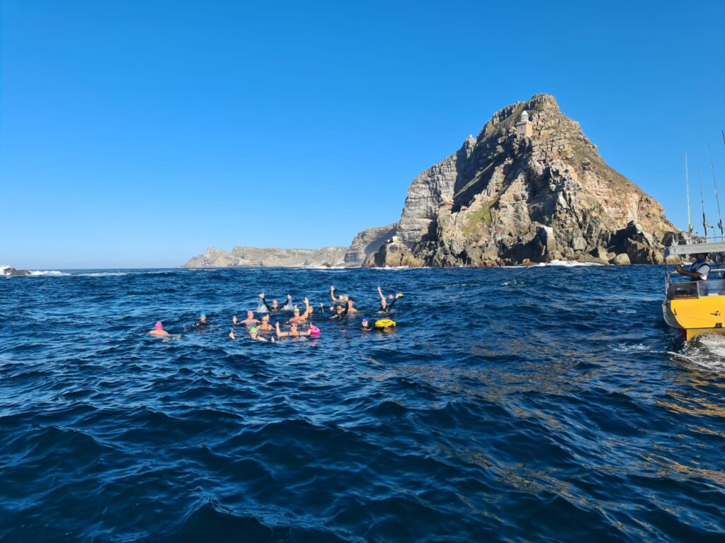 cape town open water swimming travel south africa chris hitchcock